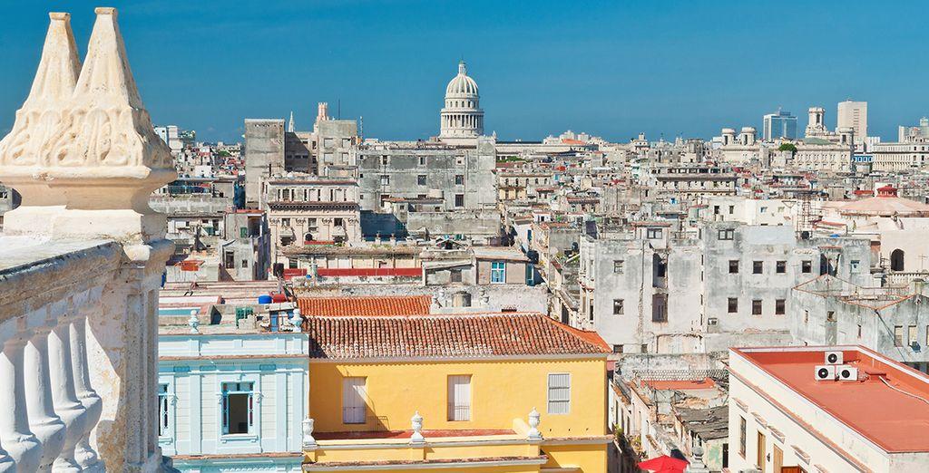 Travel to Havana