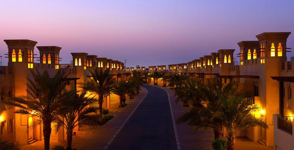 An alluring UAE all inclusive resort