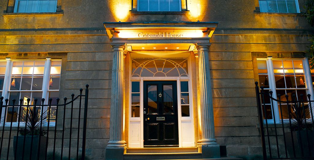 Welcome to the Cotswold House Hotel & Spa