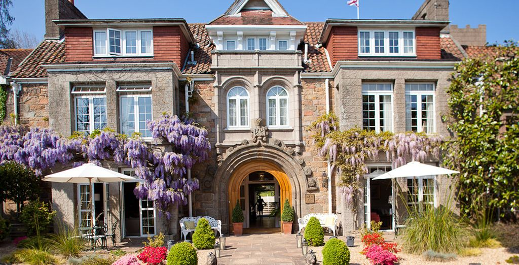 At Longueville Manor - Longueville Manor 5* St Helier