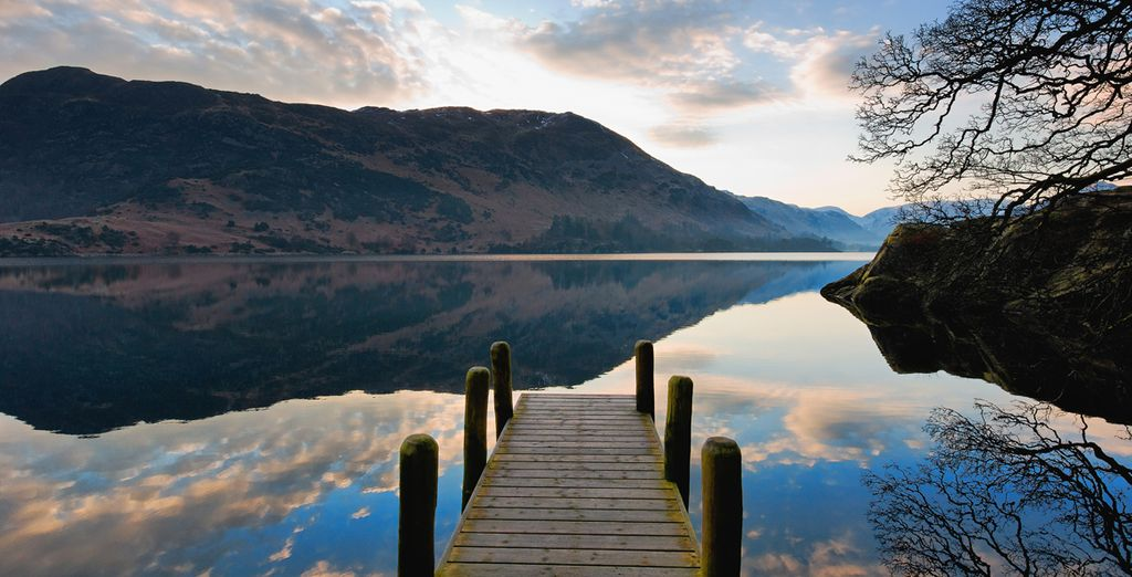 Located in the heart of the Lake District