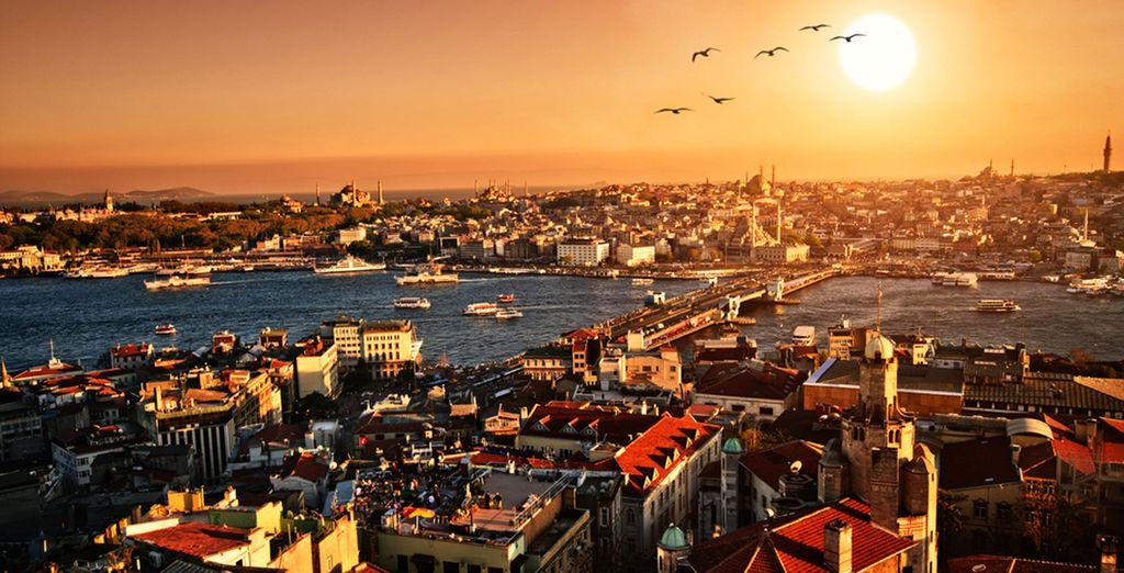 An amazing city