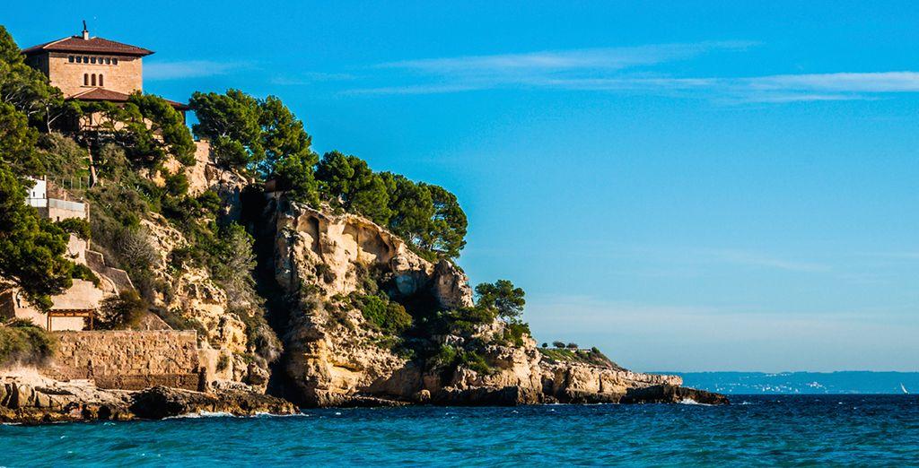 And the dramatic Balearic Coast