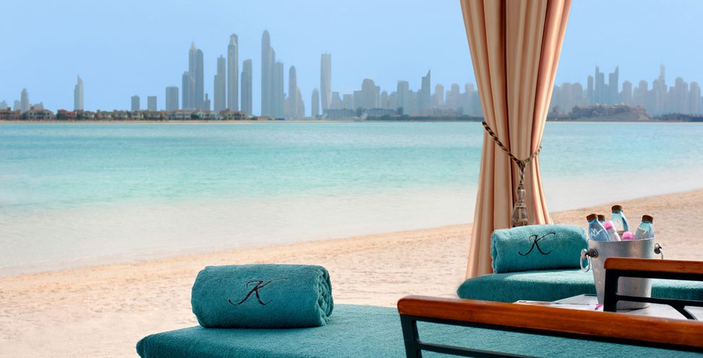 Reach your state of nirvana on the golden sands