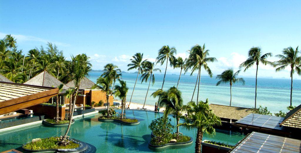 Mai Samui Resort & Spa - Mai Samui Beach Resort & Spa 4* Koh Samui
