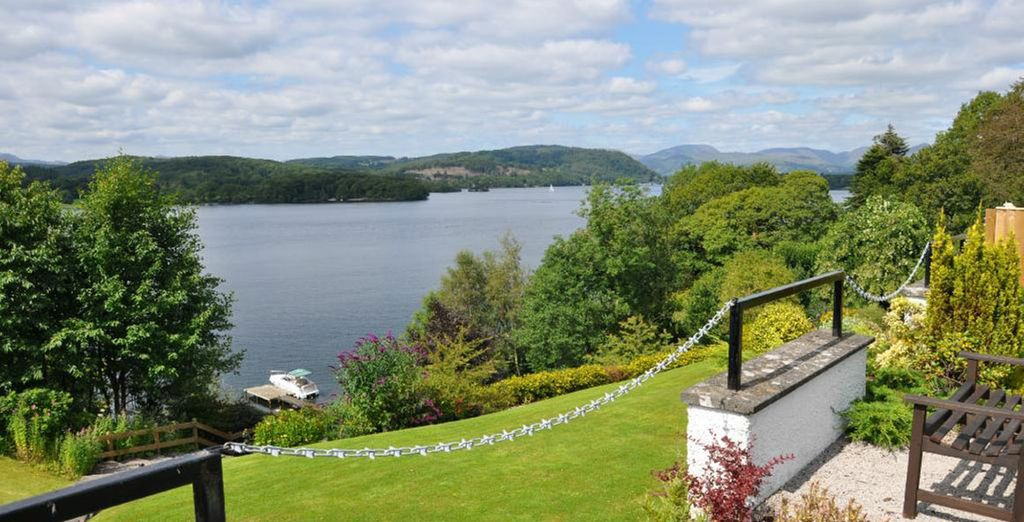 Where you can expect stunning views, superb food and careful consideration for your every comfort