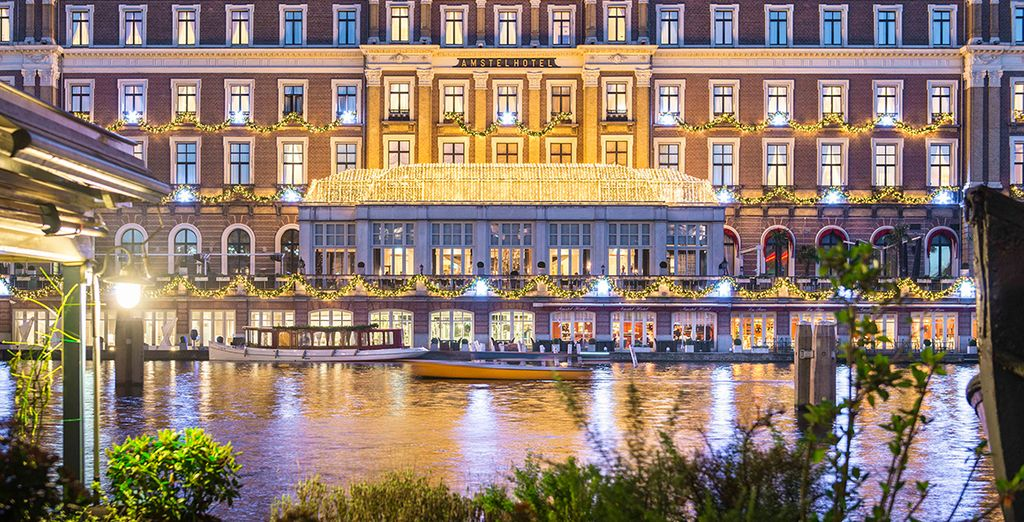 Intercontinental Amstel Amsterdam 5*