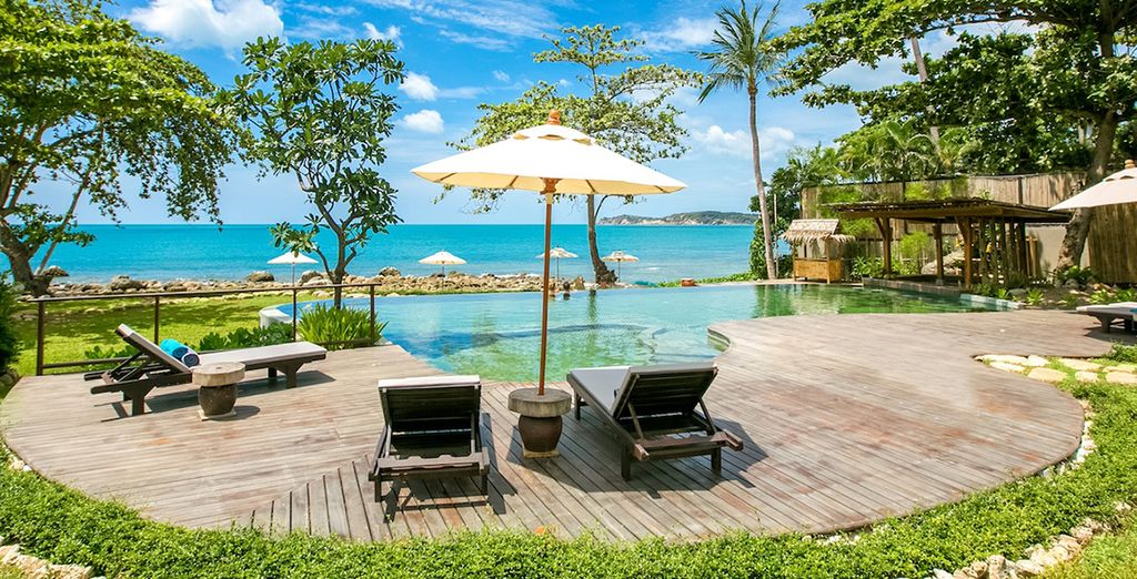 Stay in the Sea Dance Resort