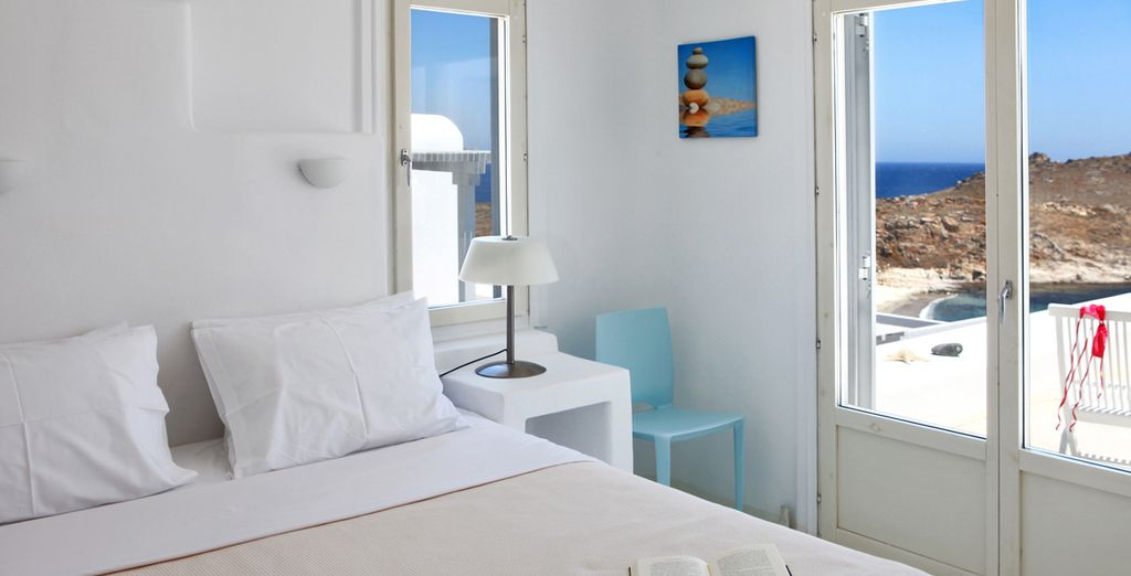 Modern style, divine views & sun-drenched rooms...what could be better?