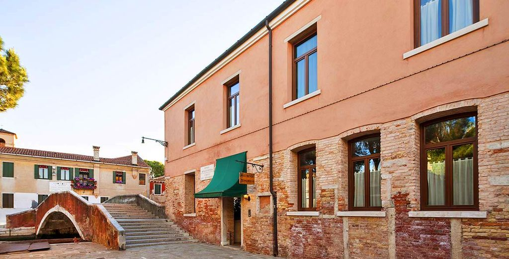 Look no further than Eurostars Residenza Cannaregio