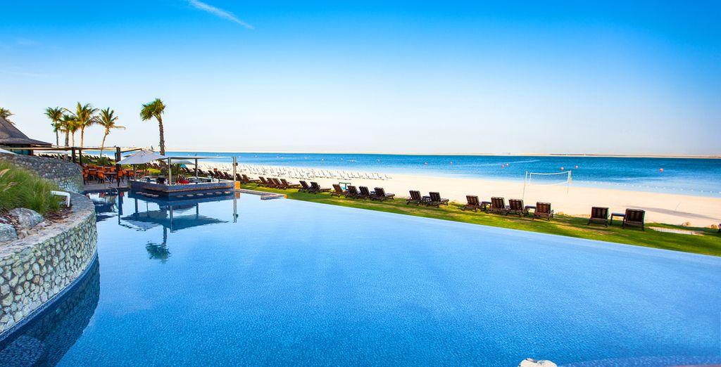 Located along the golden shoreline of Dubai