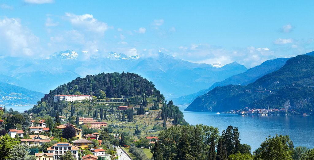 Fall in love with this enchanting Italian region