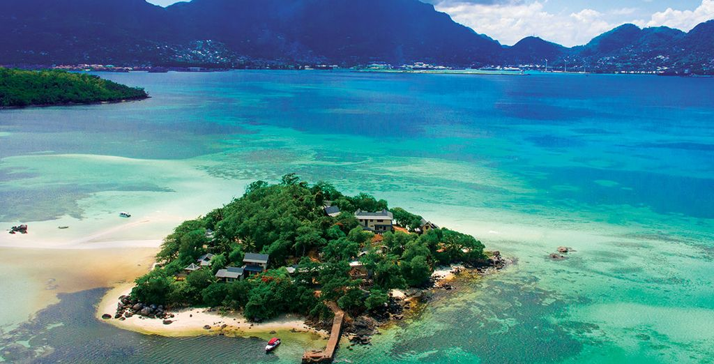 On this tucked away Seychelles island