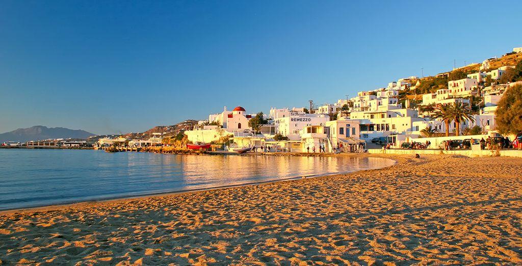 And gorgeous beaches