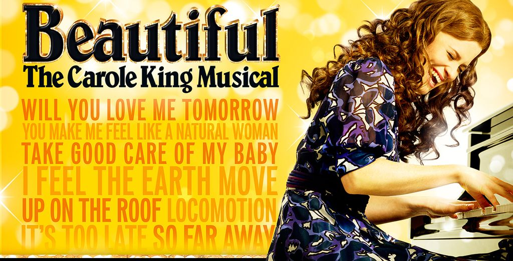Experience the musical that has been hailed by critics as 'a tapestry of the greatest hits'