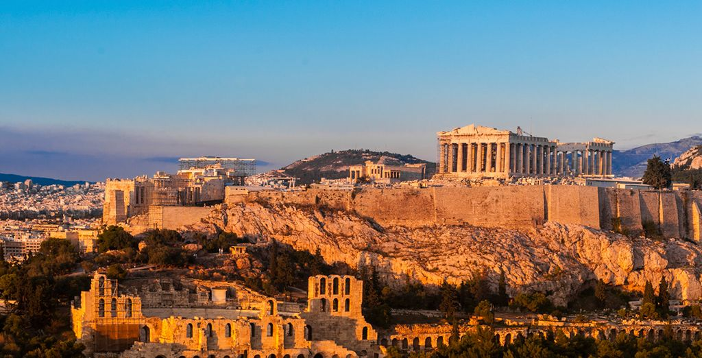 Discover ancient history in Greece's captivating capital....