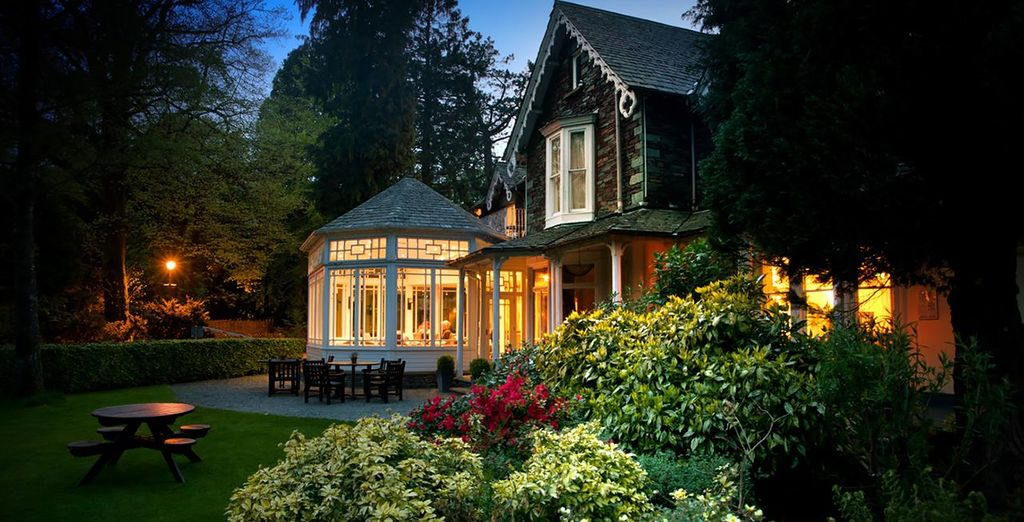 The Wordsworth Hotel and Spa 4* - explore the lake district