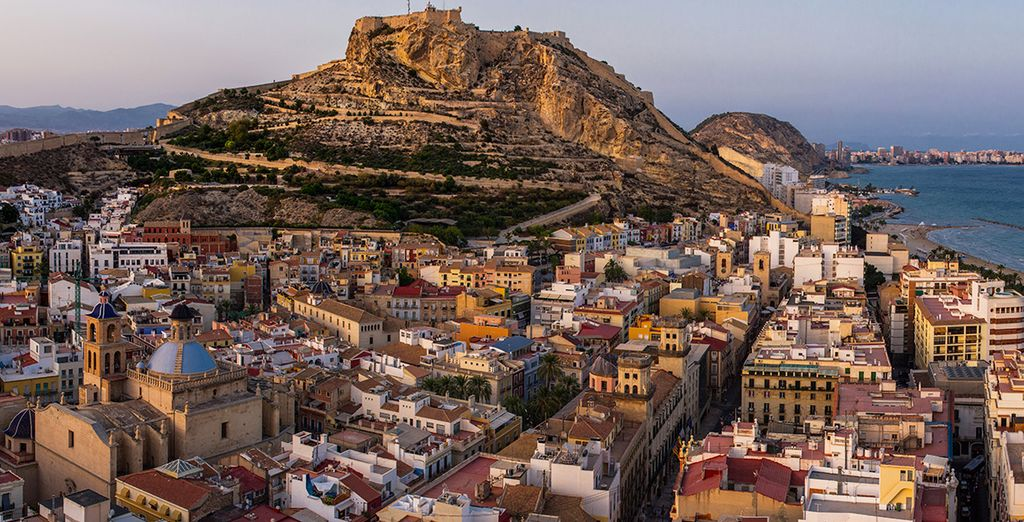 In Southern Spain's pretty Alicante