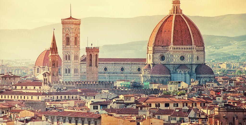 Romantic Florence...