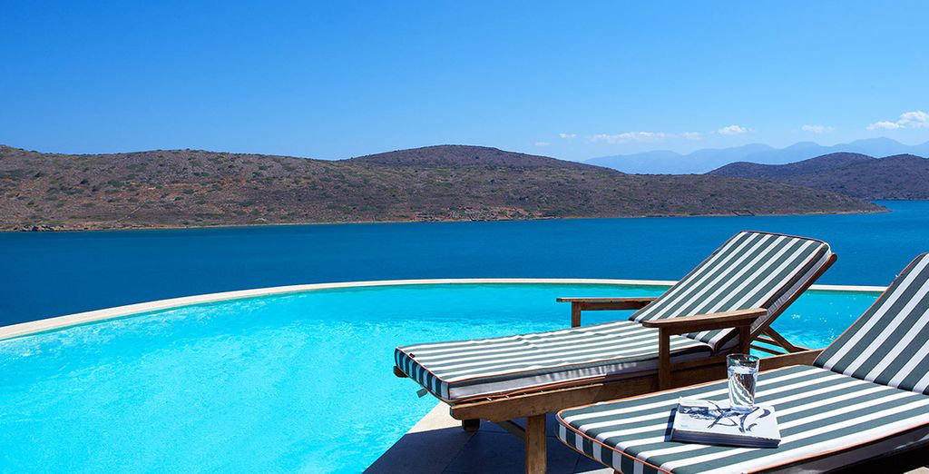 Get set for breathtaking views... - Domes of Elounda, Autograph Collection 5* Elounda