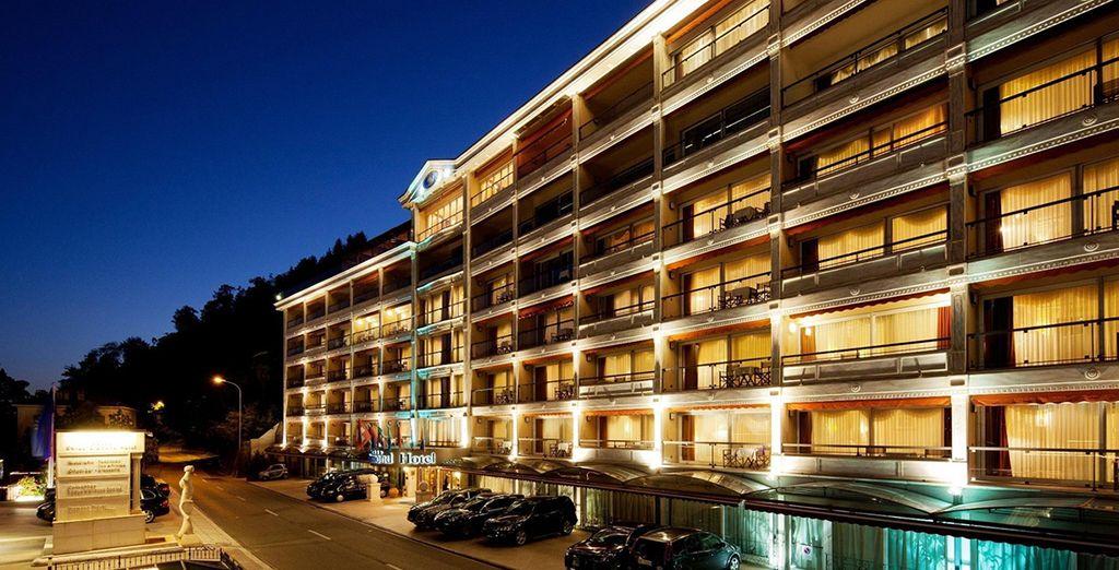 Welcome to the Swiss Diamond Hotel