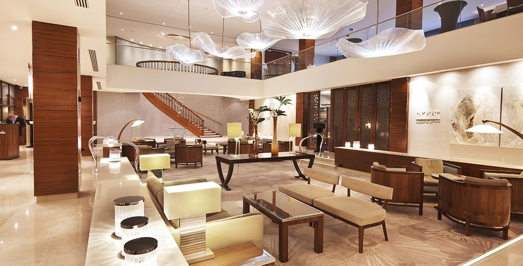 A Leading Hotel of the World - Hotel Okura Amsterdam 5* Amsterdam