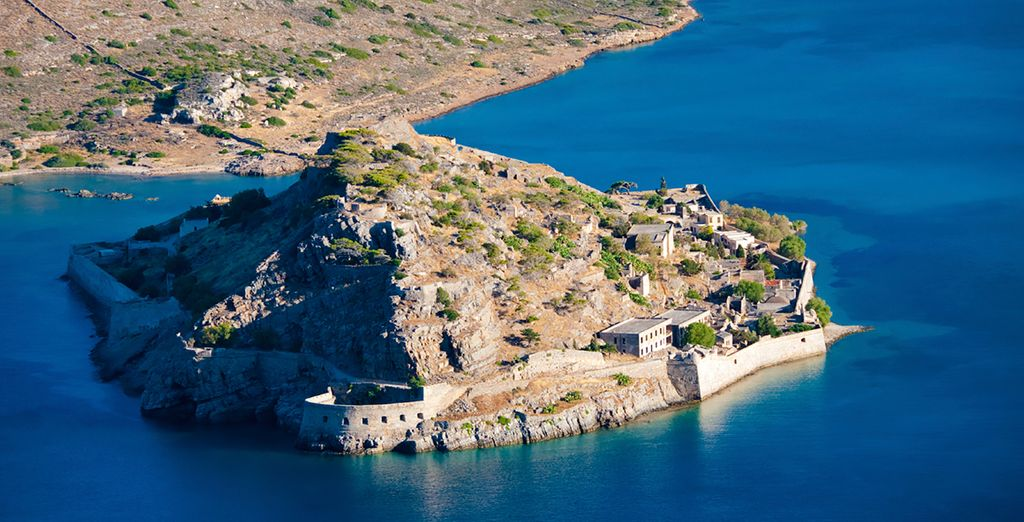 Take a daytrip to historic Spinalonga island