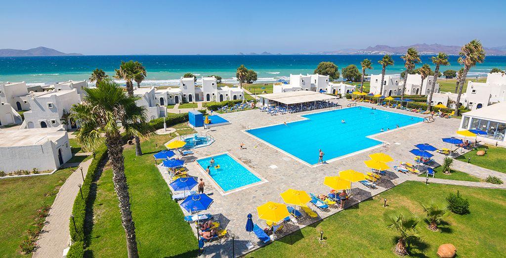 A great resort