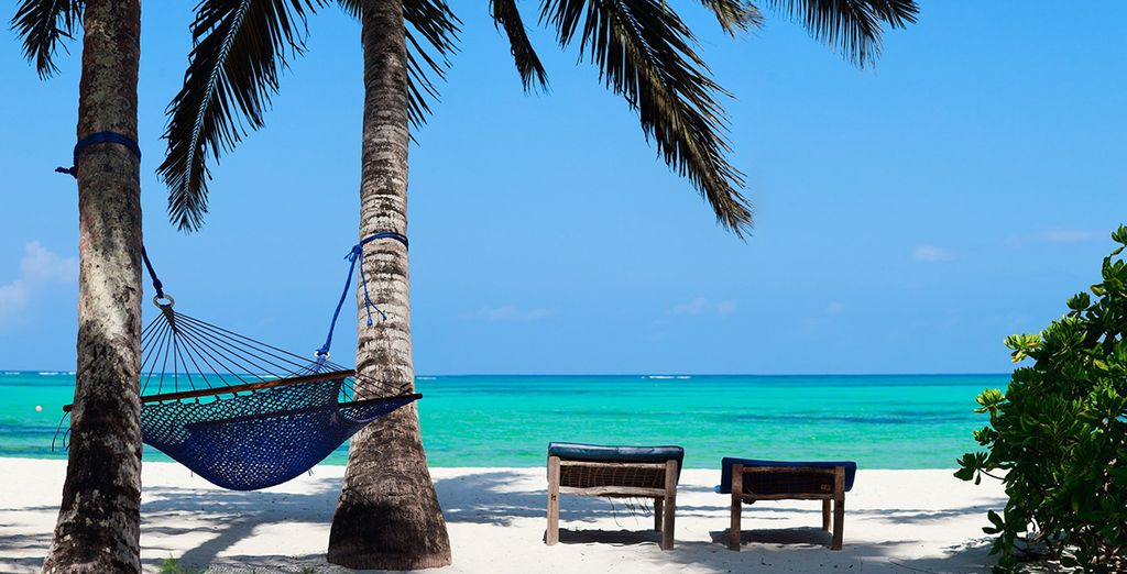 ...With a stay at the Ocean Paradise Beach Resort in Zanzibar