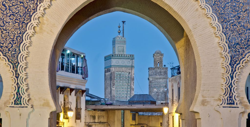 Head out to explore one of the oldest cities in the world