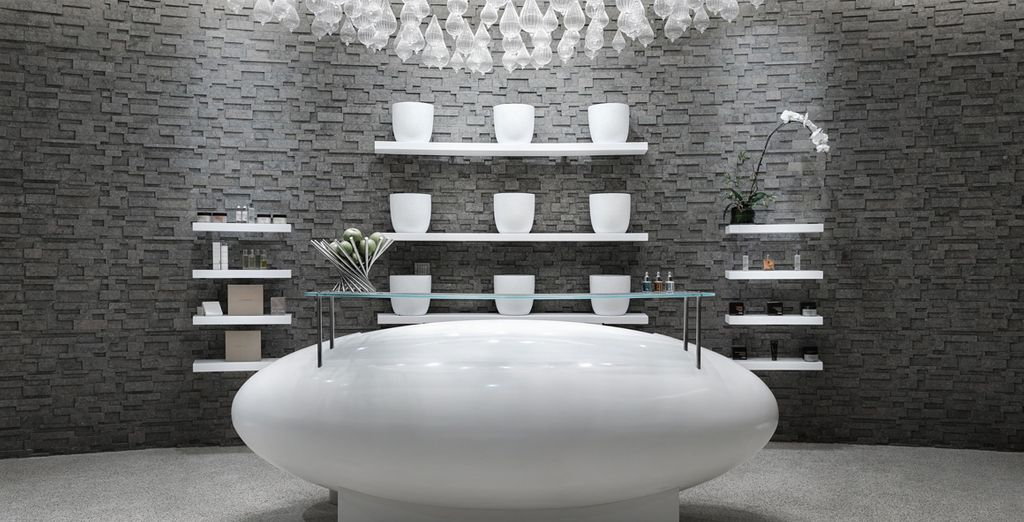 Return to the peace of the renowned So SPA