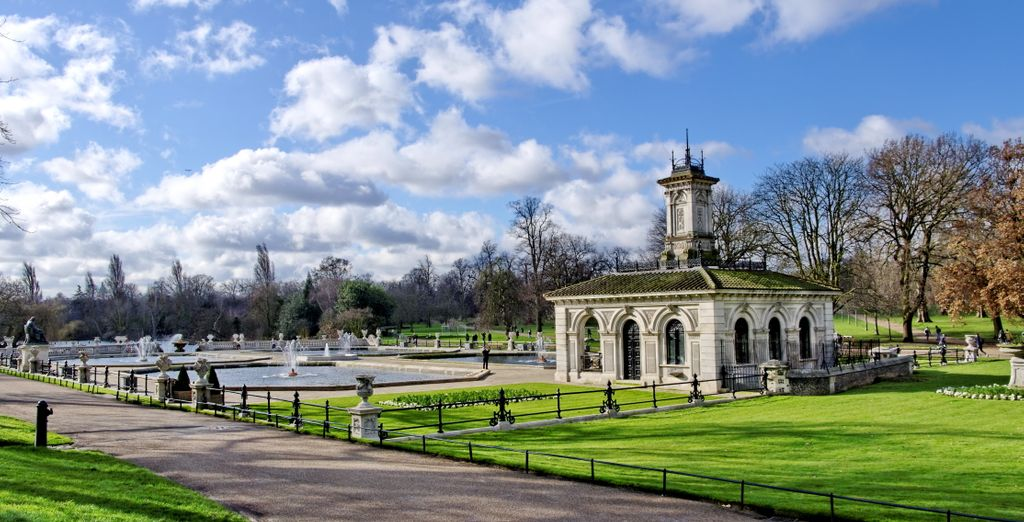 Explore the royal park on your doorstep!