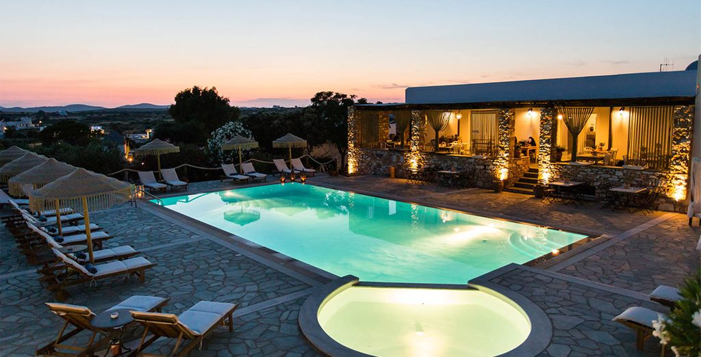 Paros land hotel USE