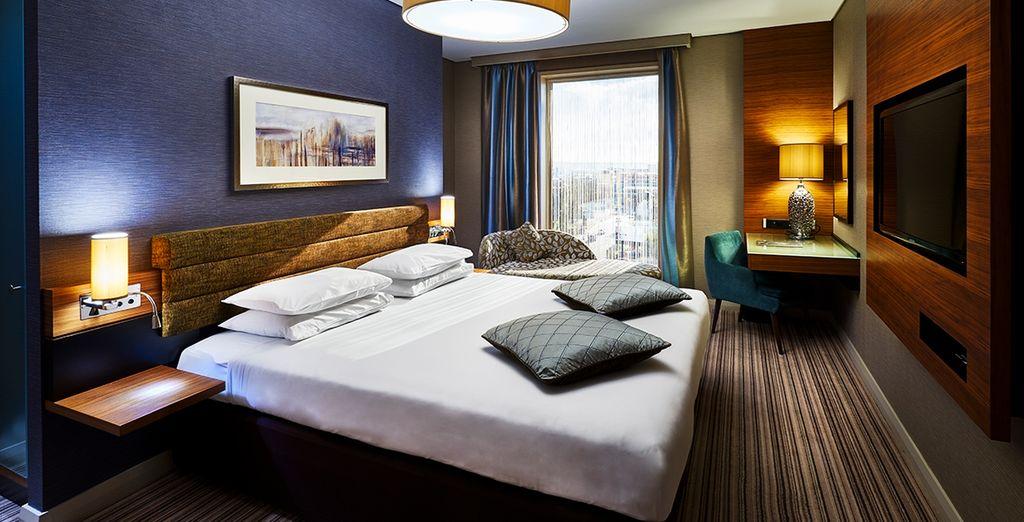 Hotel La Tour 4* in Birmingham
