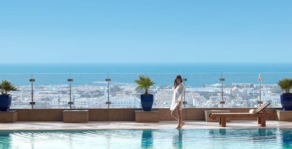 5* hospitality in a 5* location - Fairmont Dubai 5* Dubai