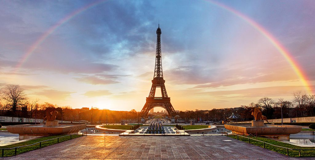 The charm of Paris