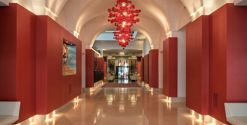 At Risorgimento Resort Hotel