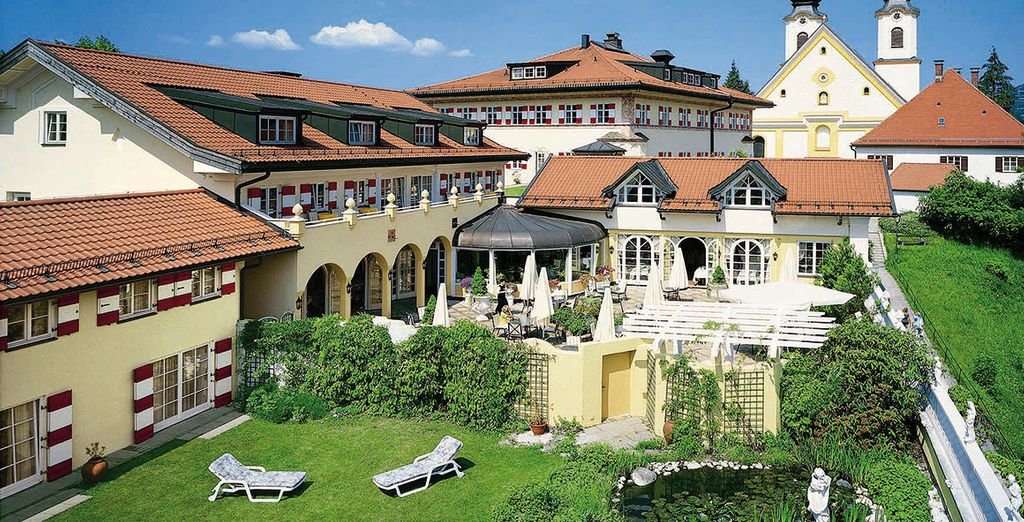 Welcome to the 5* Residenz Heinz Winkler