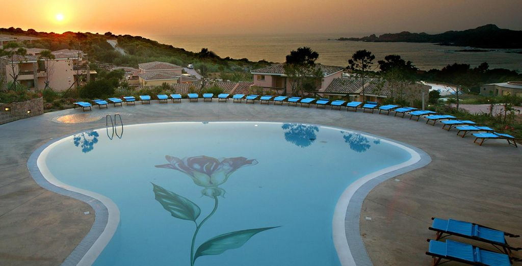 Let yourself be captivated by the beauty of Sardinia