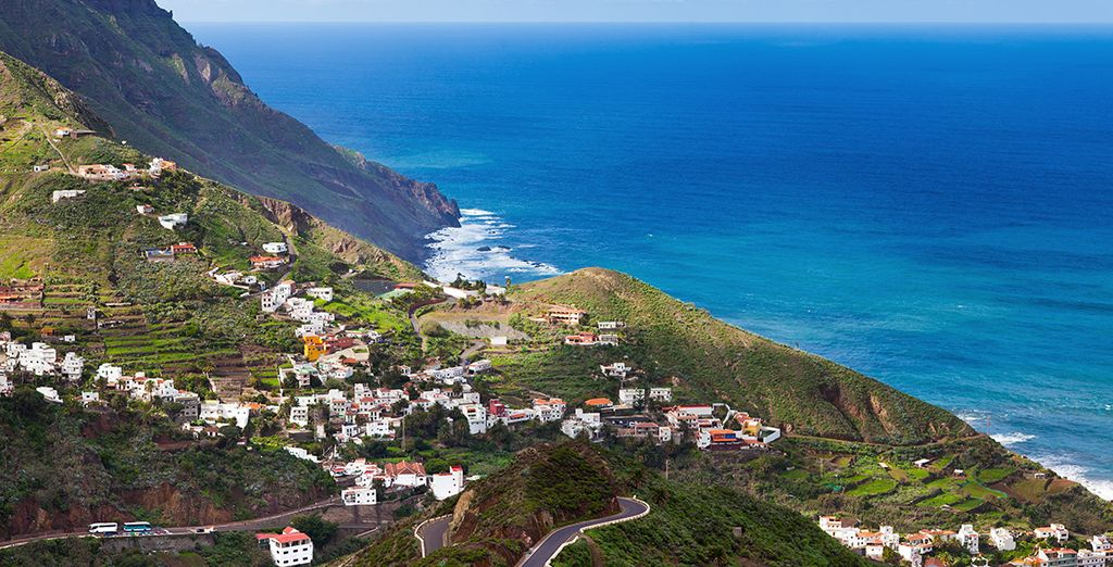 Venture out to the island of Tenerife