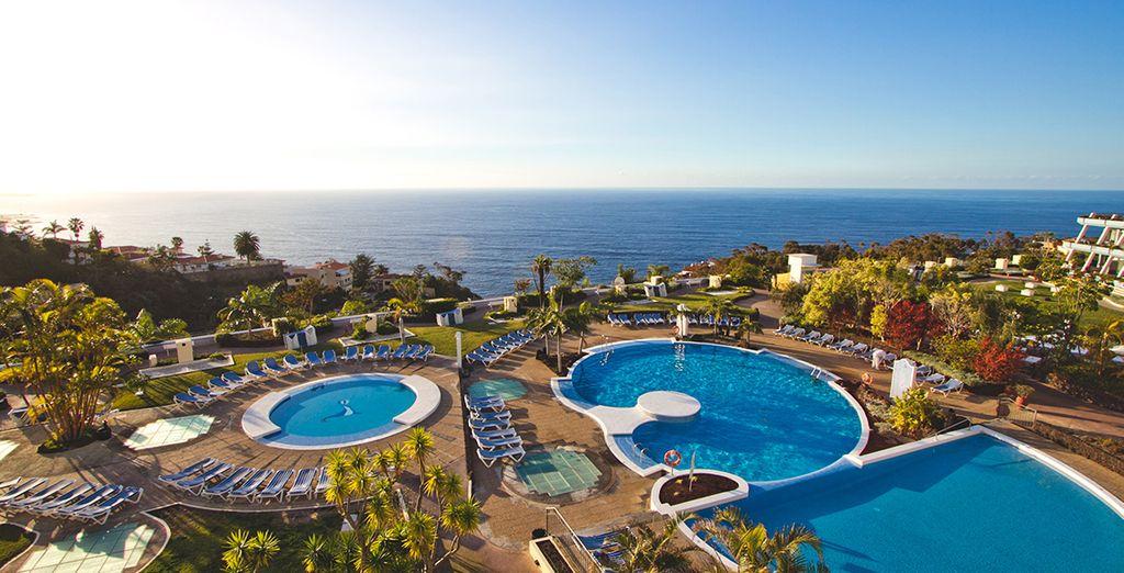 La Quinta Park Suites 4* - La Quinta Park Suites 4* Santa Cruz de Tenerife