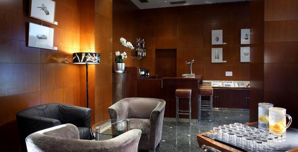 Which can be discovered while staying at the innovative and elegant Eurostars Gran Madrid
