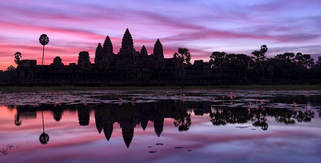 With a trip through Vietnam & Cambodia - Misty Temples & Pristine Beaches 5* Ho Chi Minh City