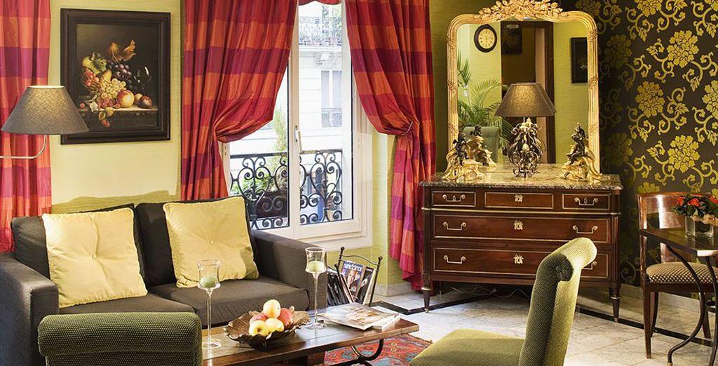 Royal Hotel Saint Germain