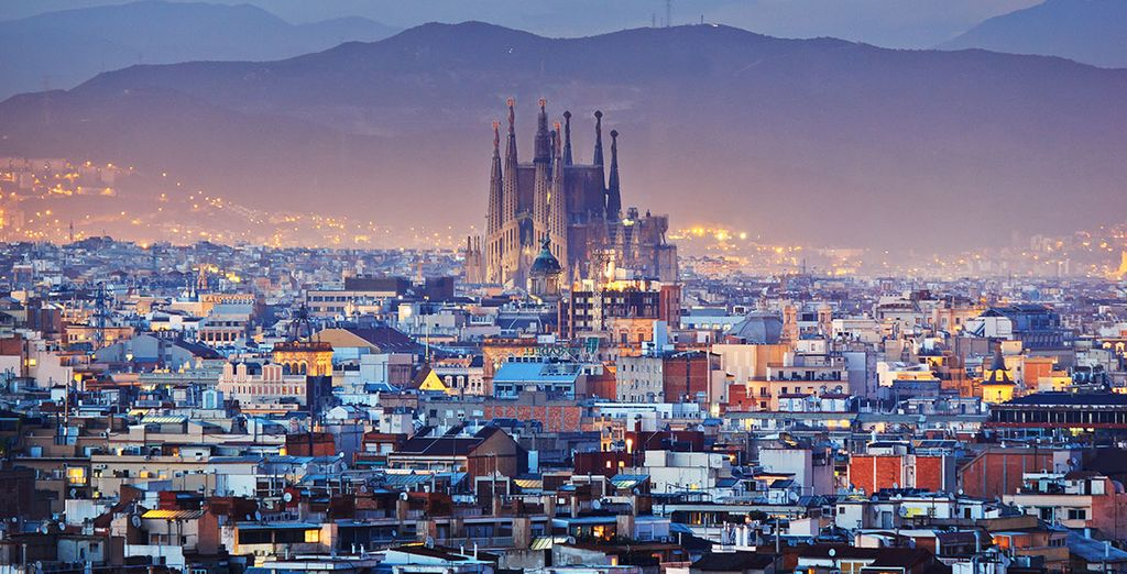 The ideal base from which to discover Barcelona