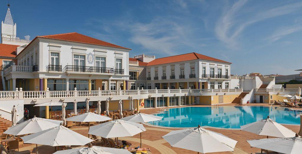 And discover the Marriott Praia D'El Rey