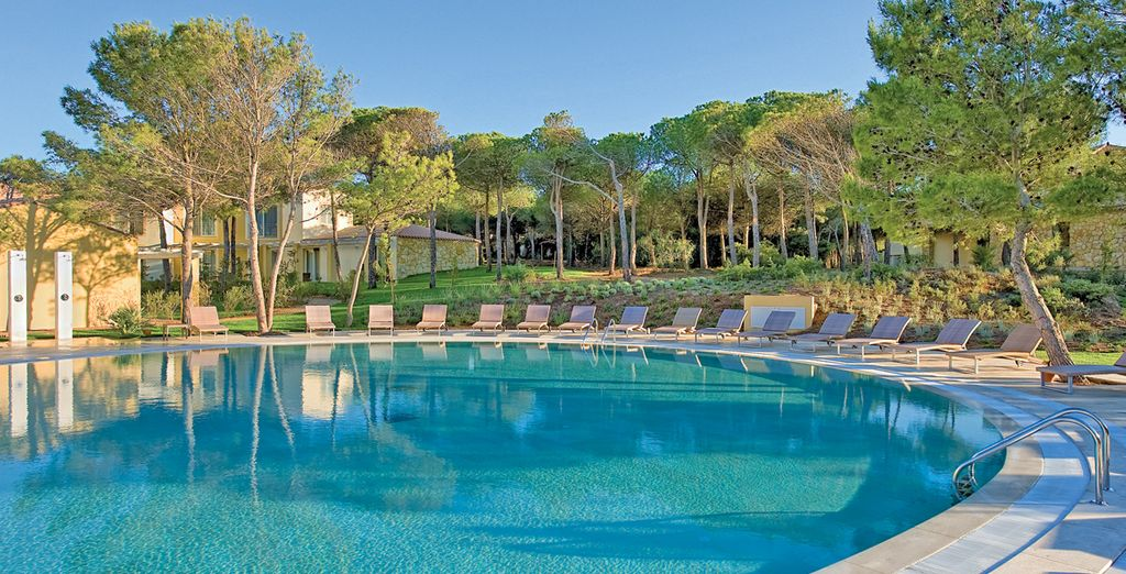 Fancy a break from your busy life? - Is Arenas Resort 5* Narbolia