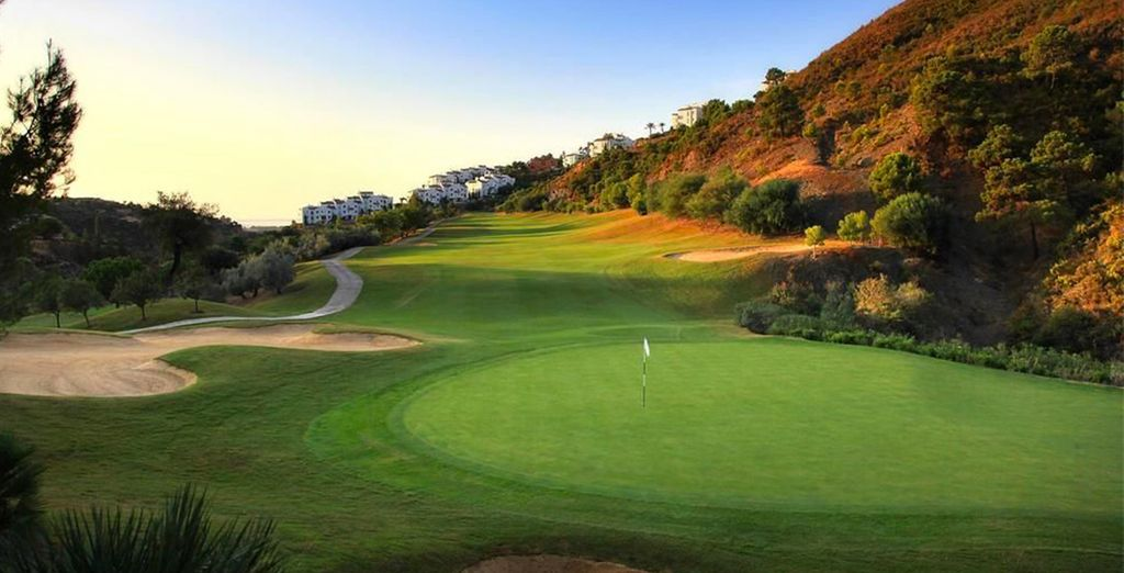 A unique destination for golf lovers