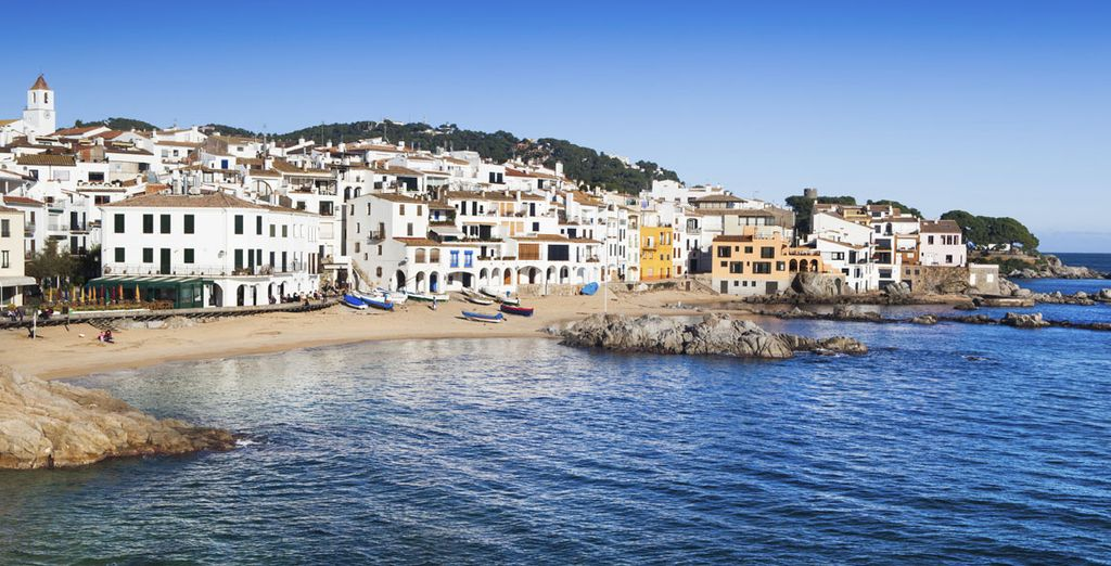 The Costa Brava is a wonderful place to spend time in