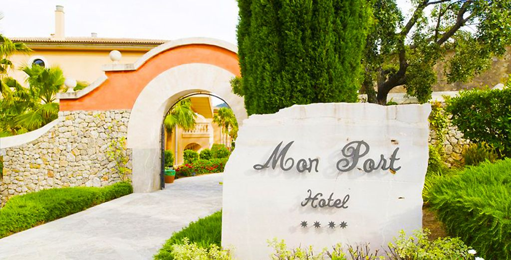 Welcome to Mon Port Hotel & Spa